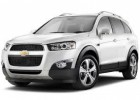 Rent CHEVROLET CAPTIVA DIESEL 7 SEATS AUTOMATIQUE Guadeloupe